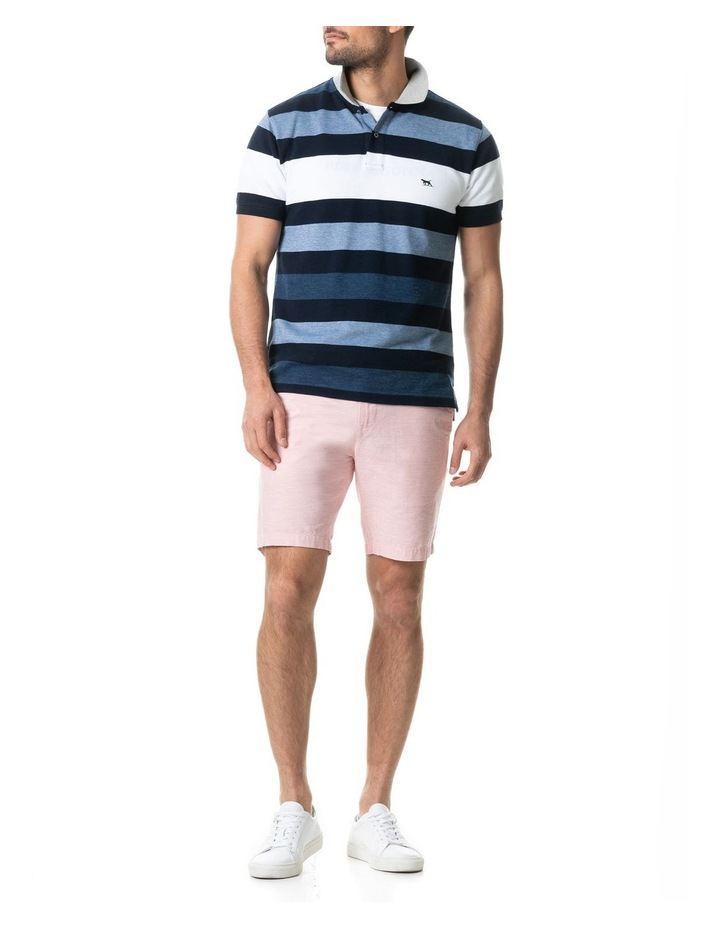 Bennets Sports Fit Polo - Harbour image 5