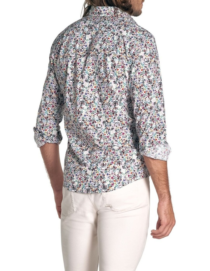 Clarksville Sports Fit Long Sleeve Shirt - Plum image 4