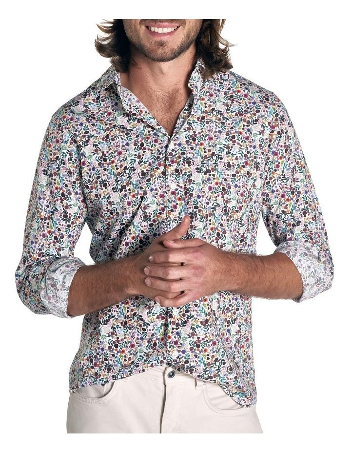 Clarksville Sports Fit Long Sleeve Shirt - Plum image 5