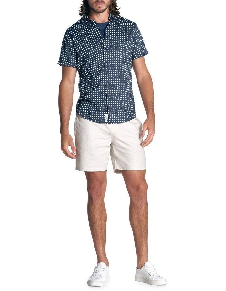 Lydbrook Short Sleeve Sports Fit Shirt - Ink image 2