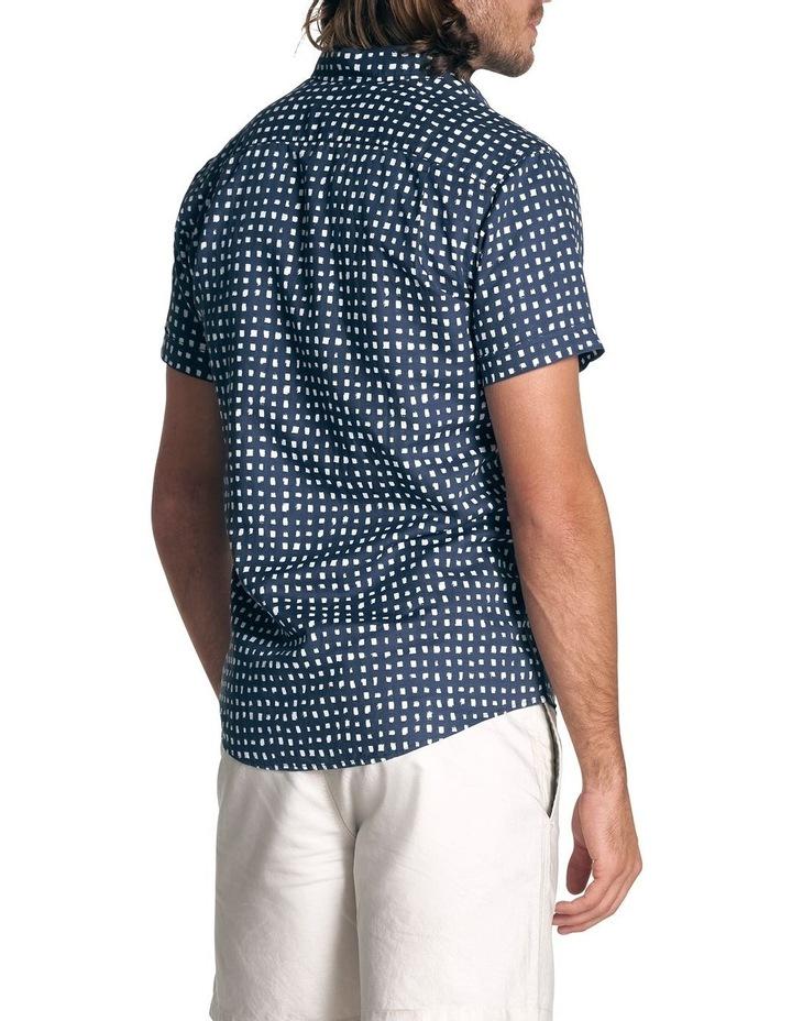 Lydbrook Short Sleeve Sports Fit Shirt - Ink image 4