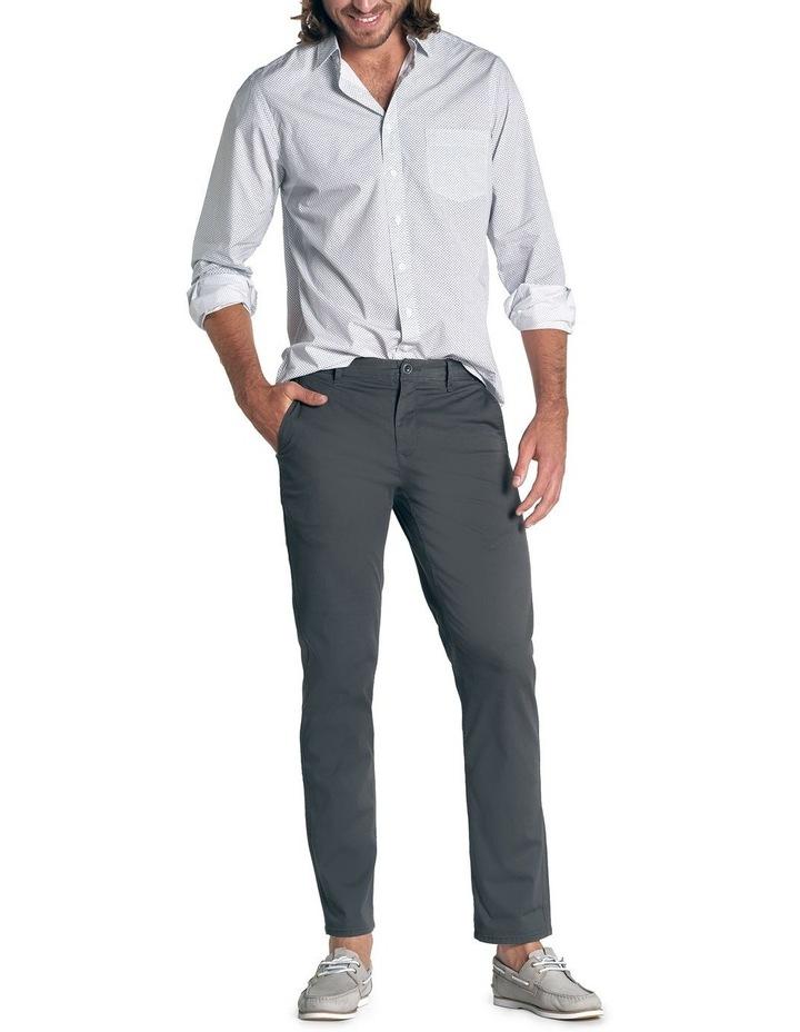Hibiscus Coast Long Sleeve Shirt - Off White image 2