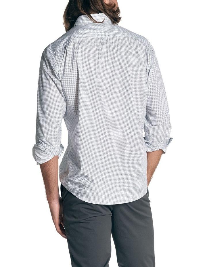 Hibiscus Coast Long Sleeve Shirt - Off White image 4