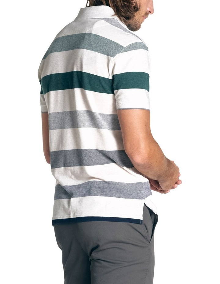 Hills Creek Sports Fit Polo - Ivory image 4