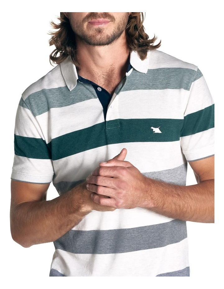 Hills Creek Sports Fit Polo - Ivory image 5