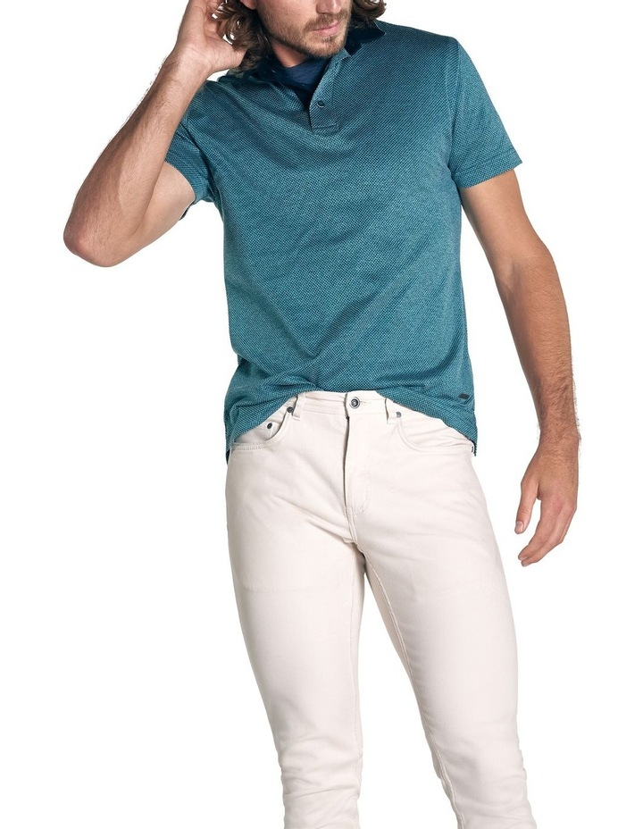 Stanley Point Sports Fit Polo - Jade image 1