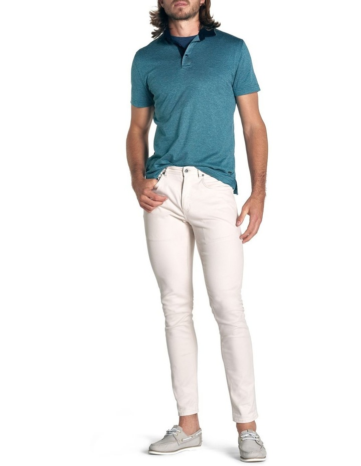 Stanley Point Sports Fit Polo - Jade image 2