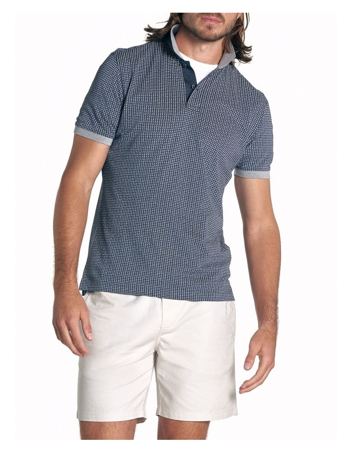 Broadway Street Sports Fit Polo - Eclipse image 1