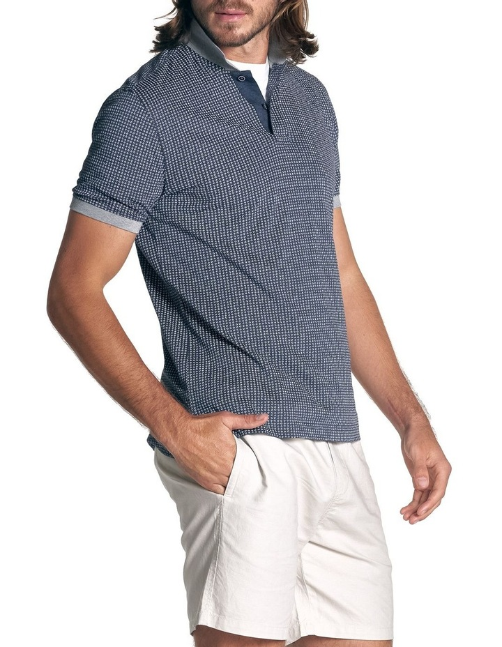 Broadway Street Sports Fit Polo - Eclipse image 3