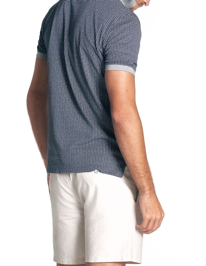 Broadway Street Sports Fit Polo - Eclipse image 4