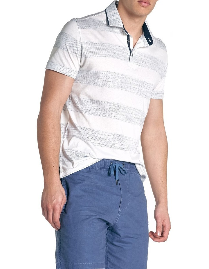 Holdens Bay Sports Fit Polo - Frost image 1