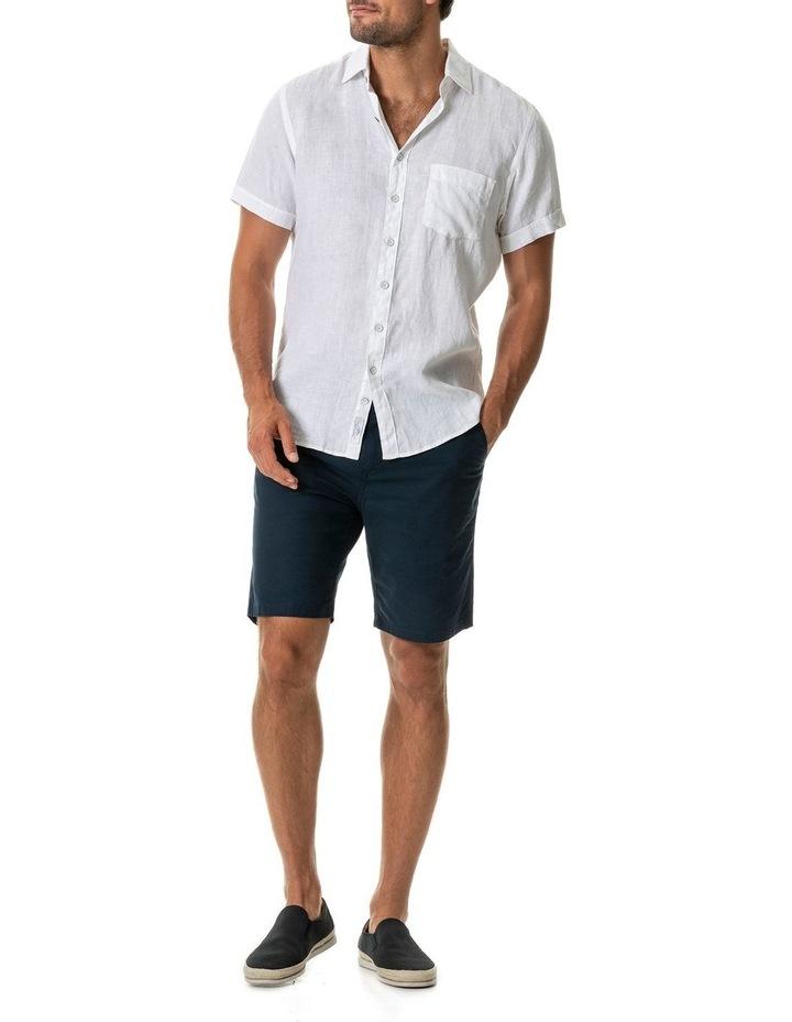 Seacliff 2 Short Sleeve Sports Fit Shirt - Snow image 4