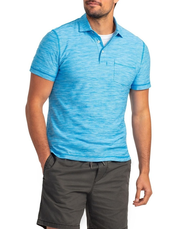 Lillburn Sports Fit Polo - Cobalt image 1