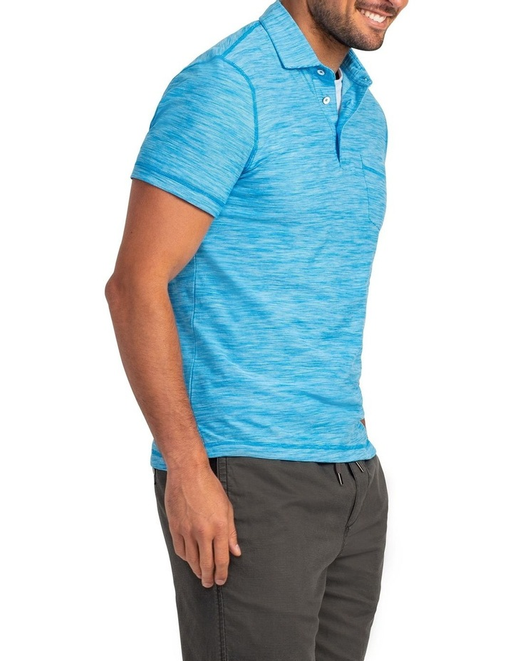 Lillburn Sports Fit Polo - Cobalt image 2