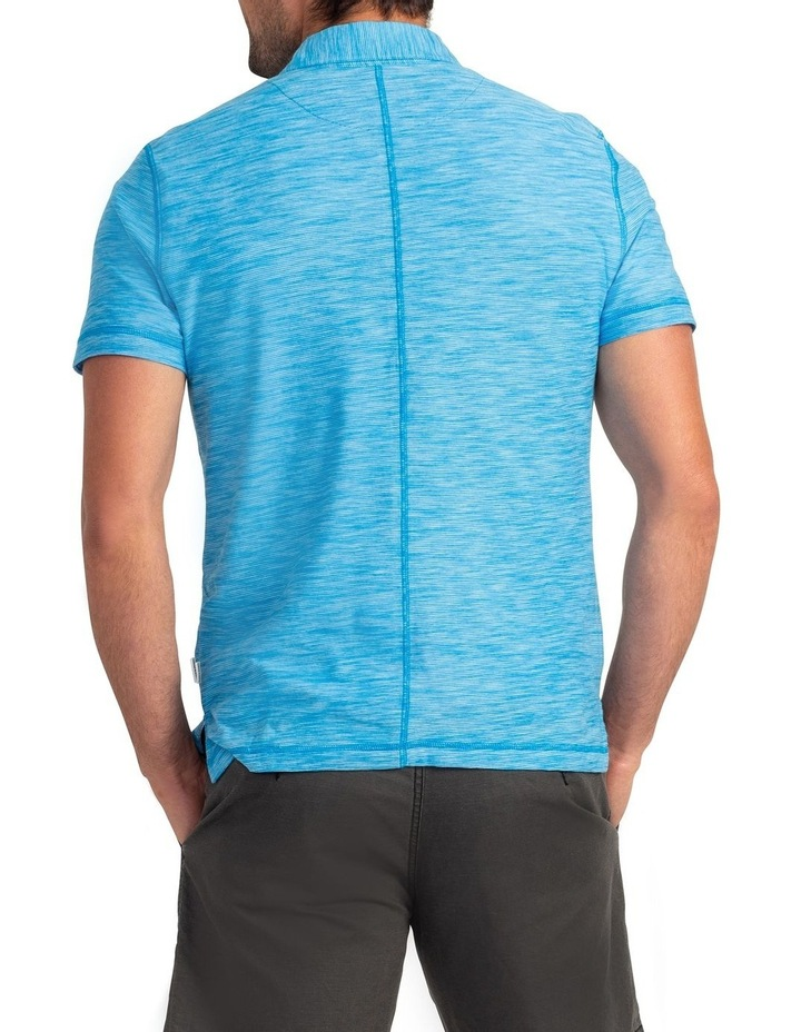 Lillburn Sports Fit Polo - Cobalt image 3