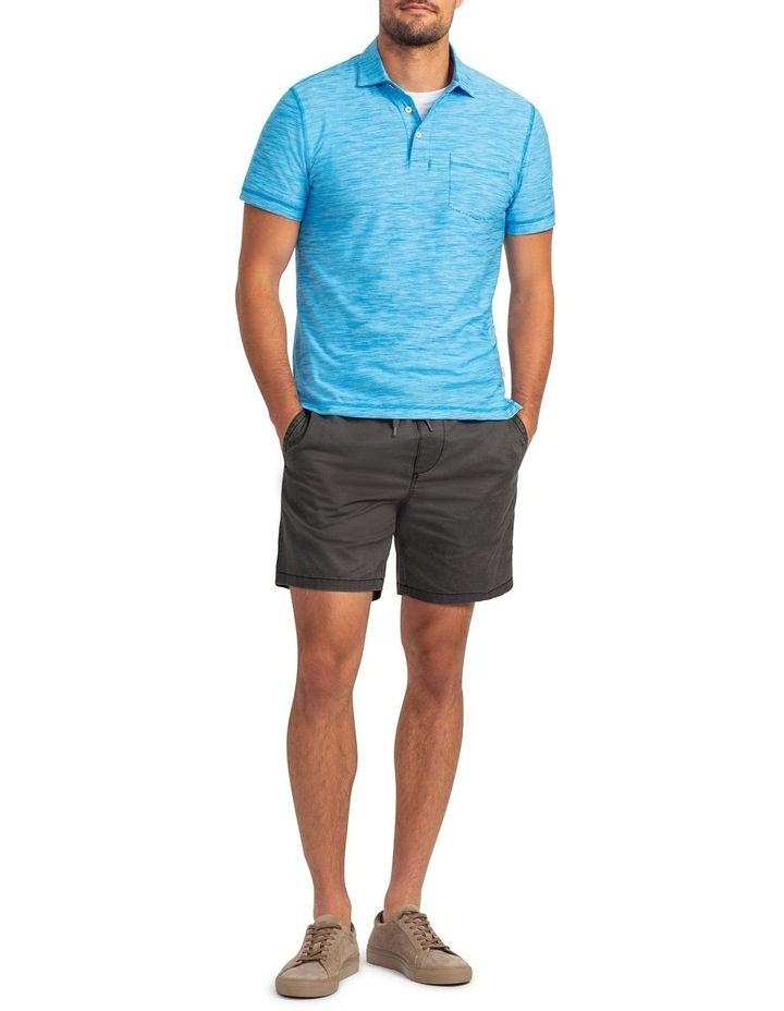 Lillburn Sports Fit Polo - Cobalt image 4