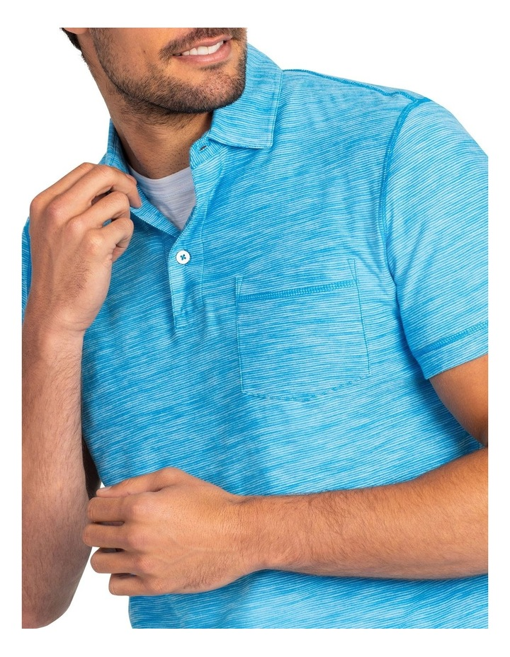 Lillburn Sports Fit Polo - Cobalt image 5