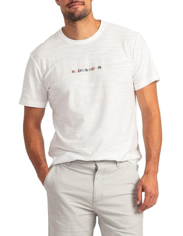 Half Moon Bay T-Shirt - Snow image 1