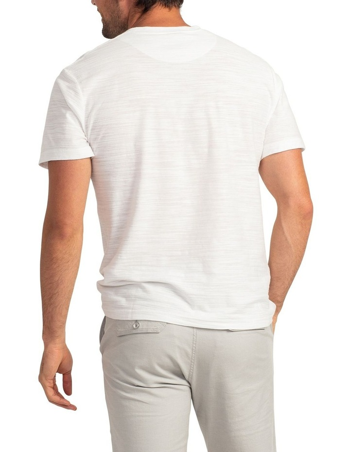 Half Moon Bay T-Shirt - Snow image 3