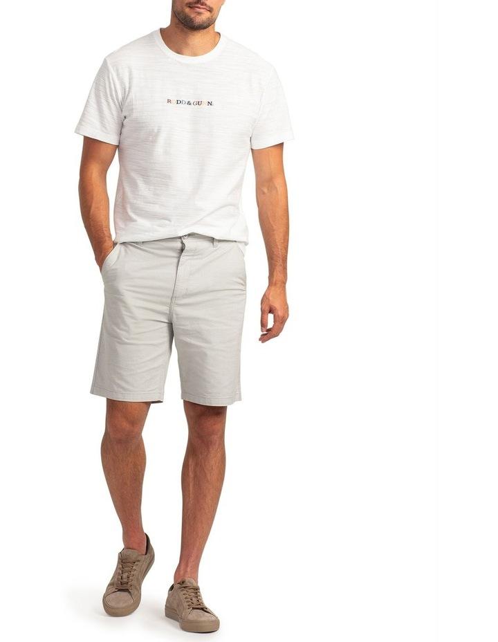 Half Moon Bay T-Shirt - Snow image 4