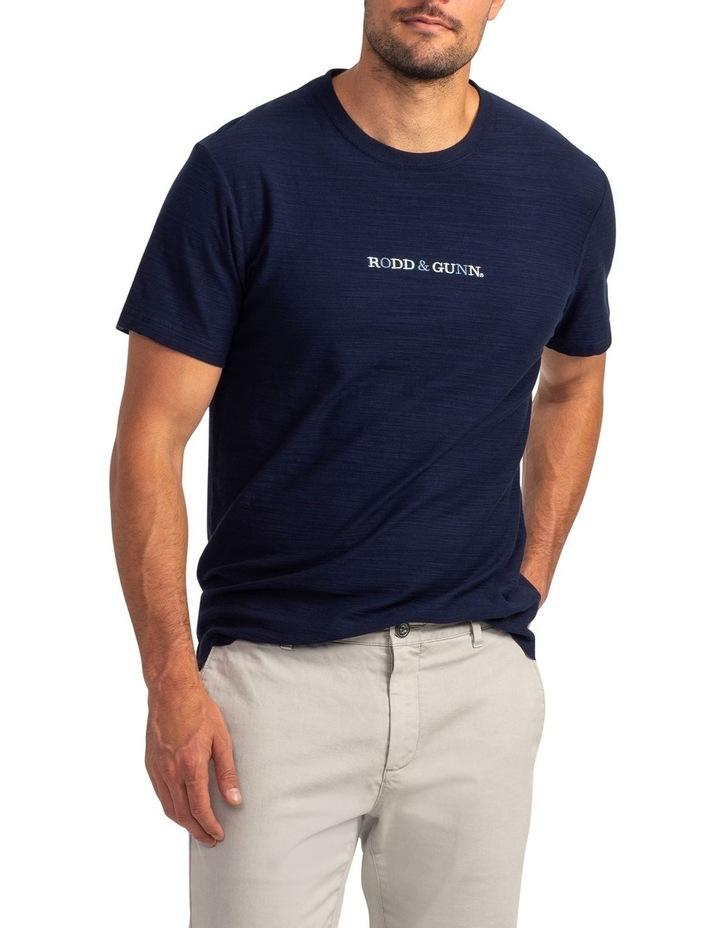 Half Moon Bay T-Shirt - Ink image 1