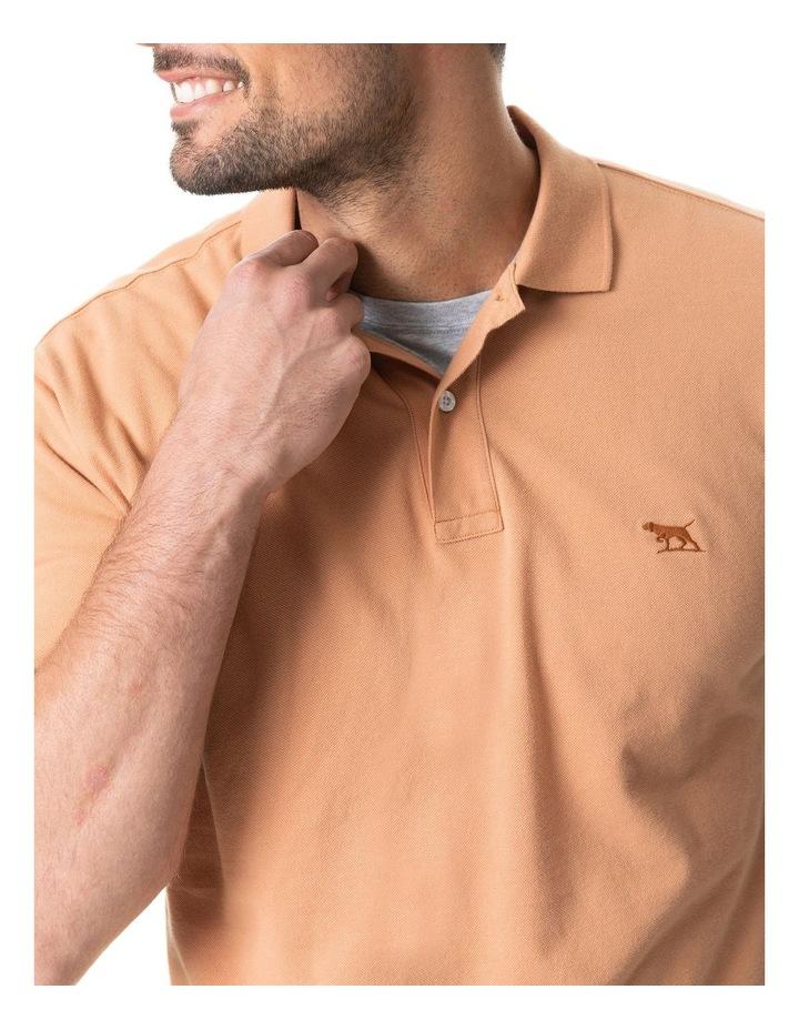 The Gunn Original Fit Polo - Marmalade image 5