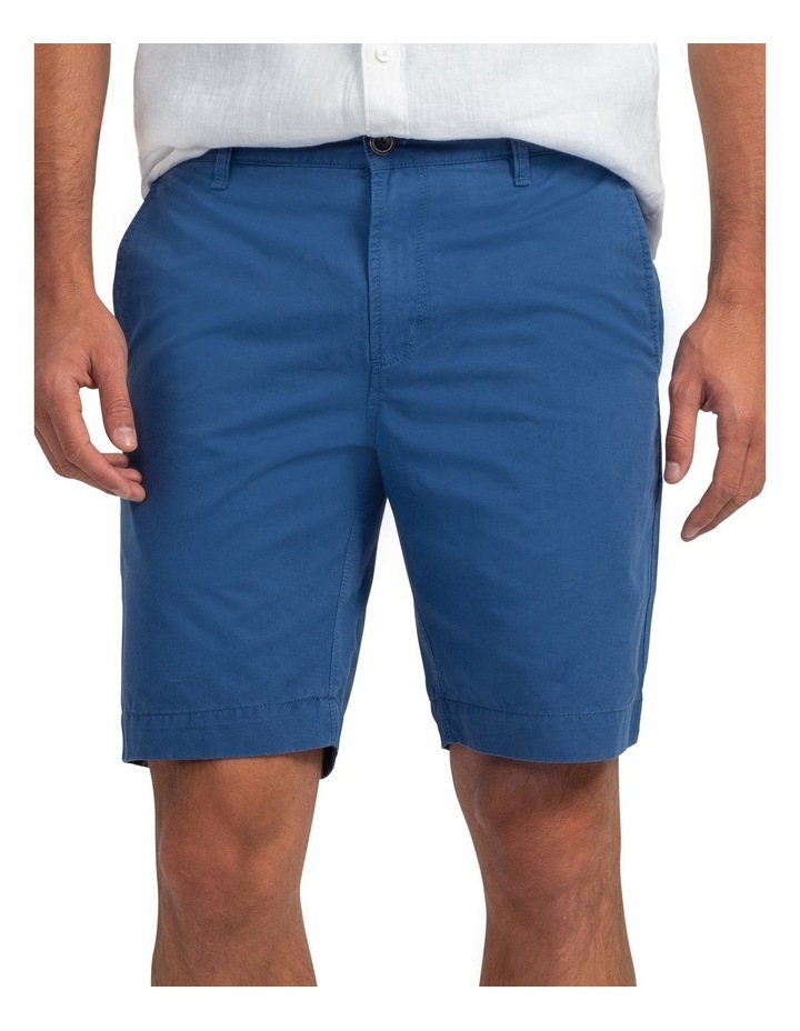 """Brynavon Sports Fit 9"""" Short - Bluebell image 1"""