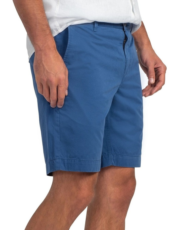 """Brynavon Sports Fit 9"""" Short - Bluebell image 2"""