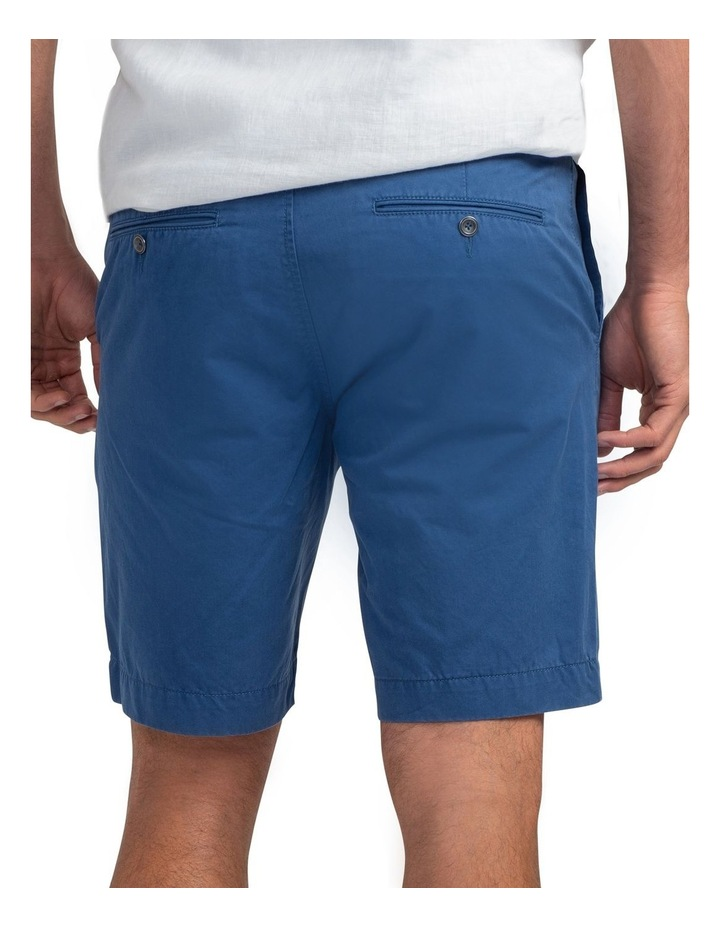 """Brynavon Sports Fit 9"""" Short - Bluebell image 3"""