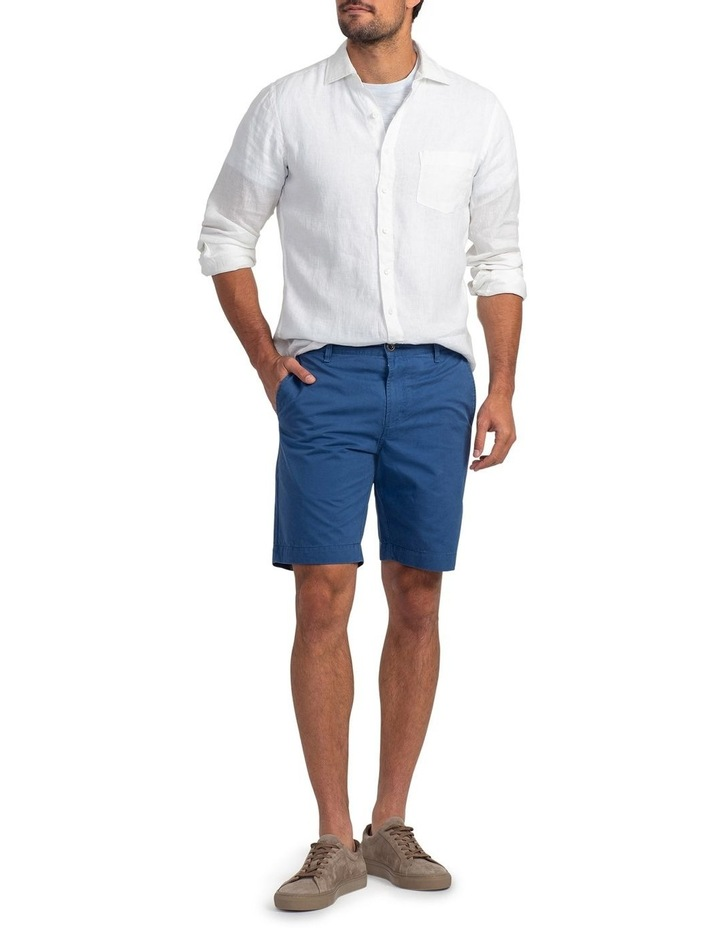 """Brynavon Sports Fit 9"""" Short - Bluebell image 4"""