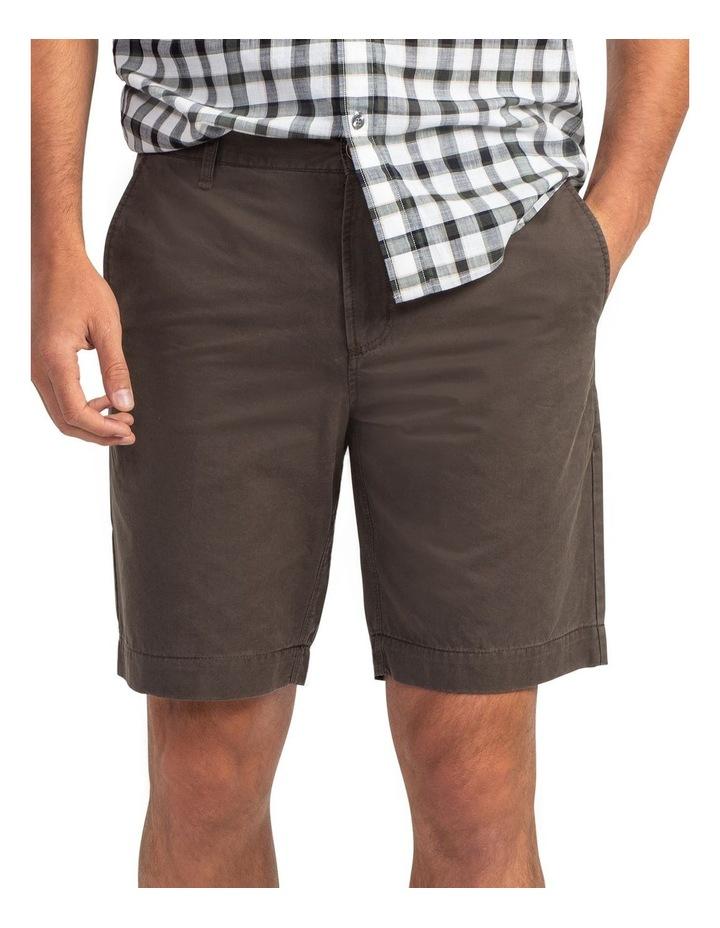 "Brynavon Sports Fit 9"" Short - Khaki image 1"