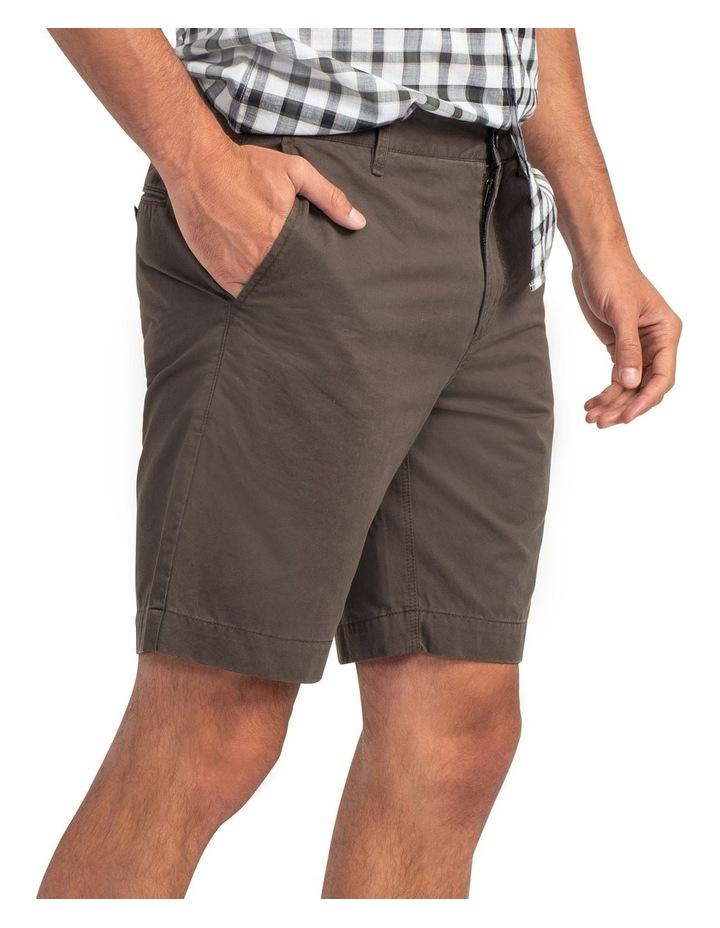 "Brynavon Sports Fit 9"" Short - Khaki image 2"