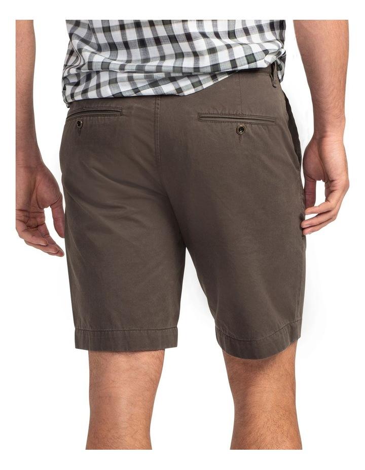"Brynavon Sports Fit 9"" Short - Khaki image 3"