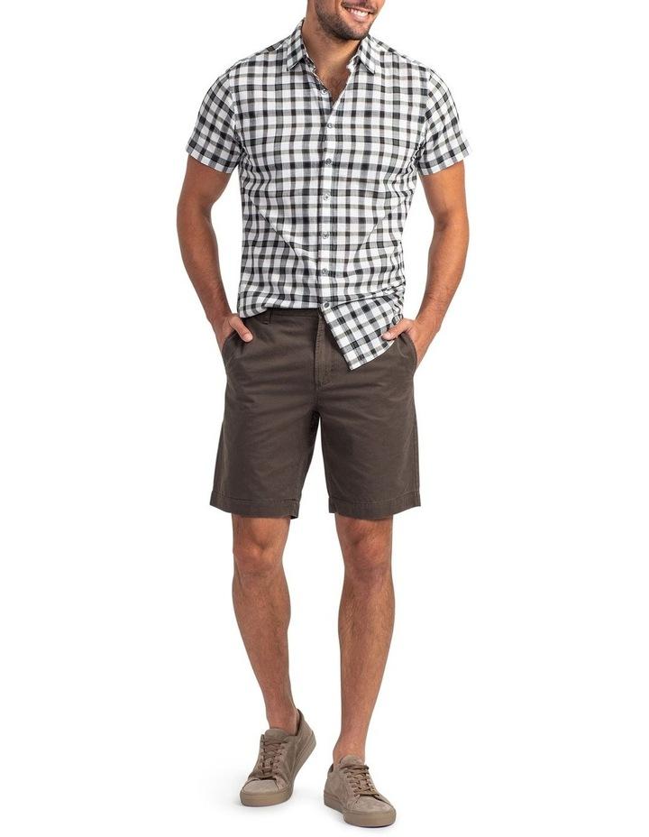 "Brynavon Sports Fit 9"" Short - Khaki image 4"