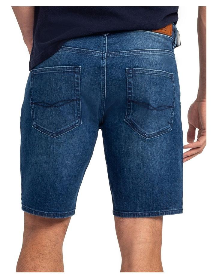 "Seatoun Summer Fit 10"" Short - Indigo image 3"