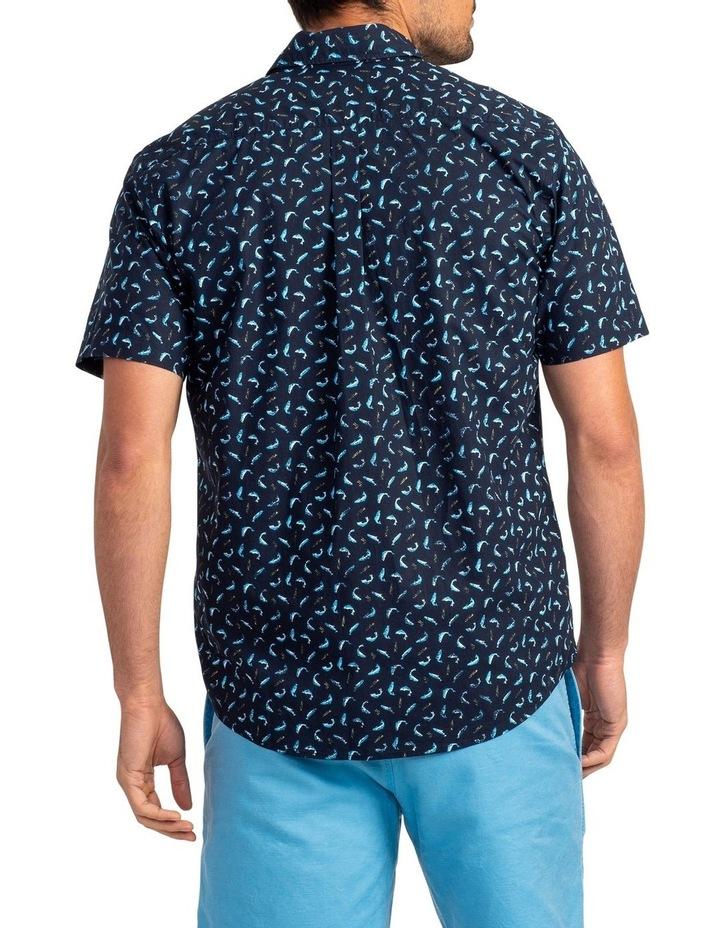 Havelock Harbour Short Sleeve Shirt - Malibu image 3