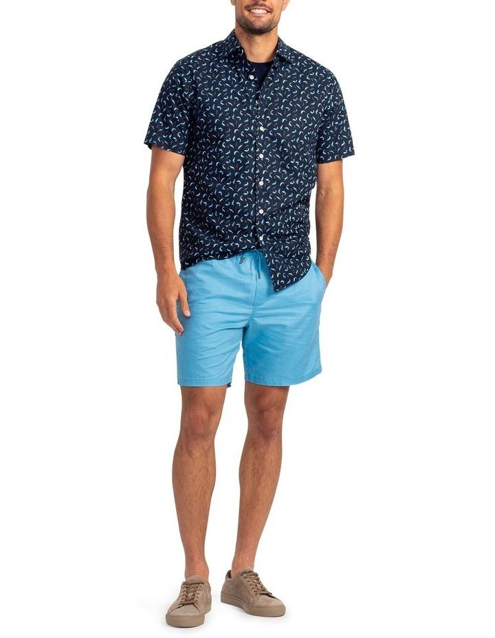 Havelock Harbour Short Sleeve Shirt - Malibu image 4
