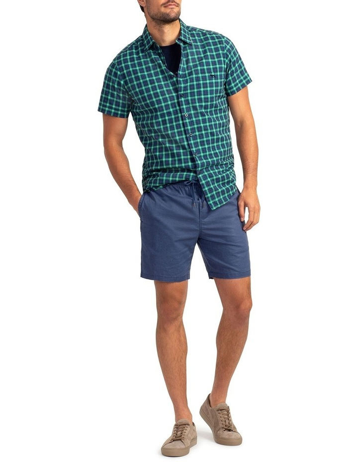 Greenway Short Sleeve Sports Fit Shirt - Evergreen image 4