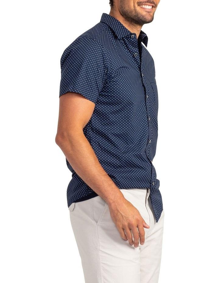 Muller Short Sleeve Sports Fit Shirt - Ink image 2
