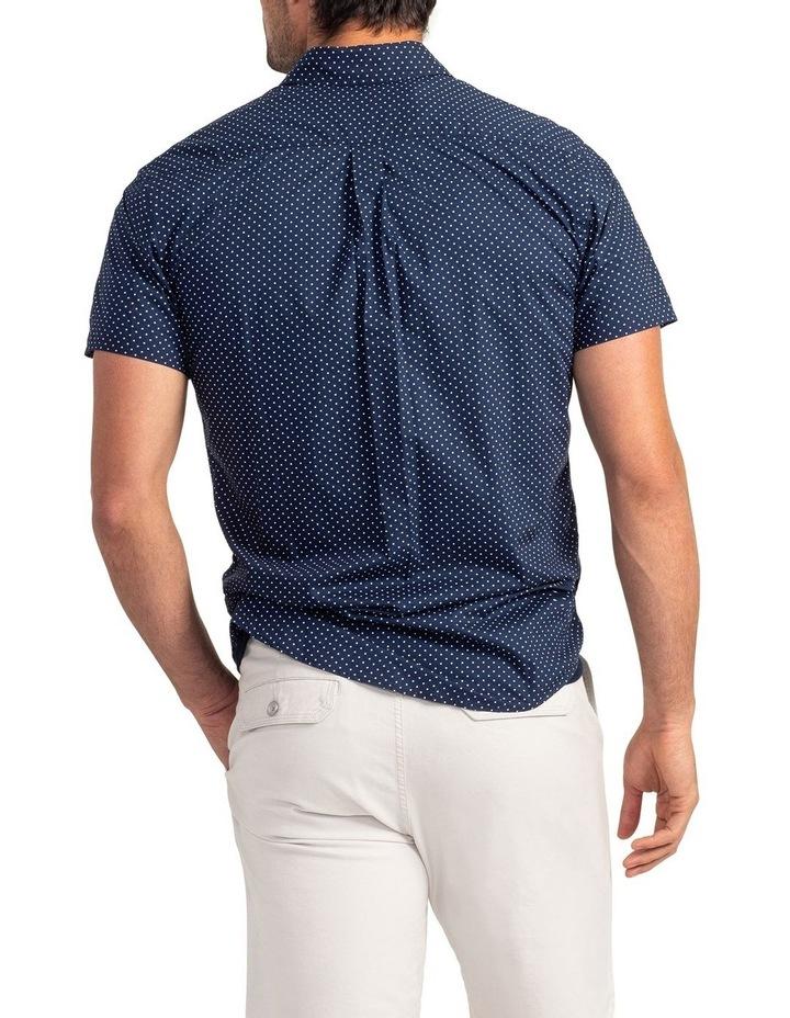 Muller Short Sleeve Sports Fit Shirt - Ink image 3