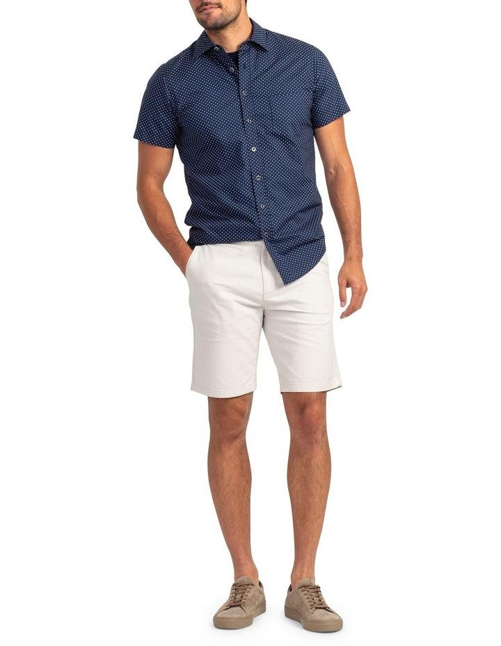 Muller Short Sleeve Sports Fit Shirt - Ink image 4