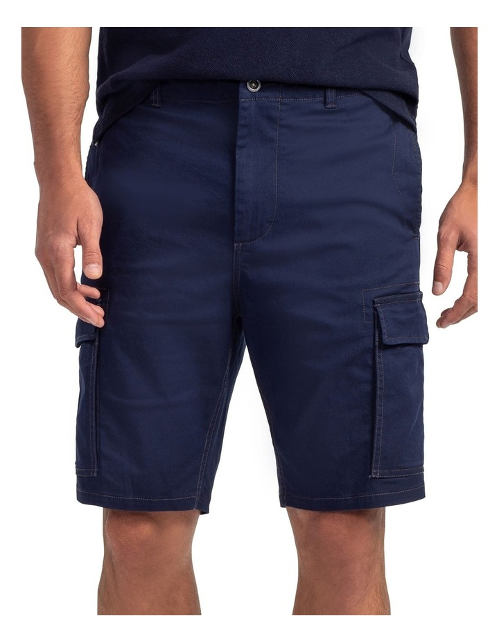 """Homestead Utility Fit 9"""" Short - Navy image 1"""