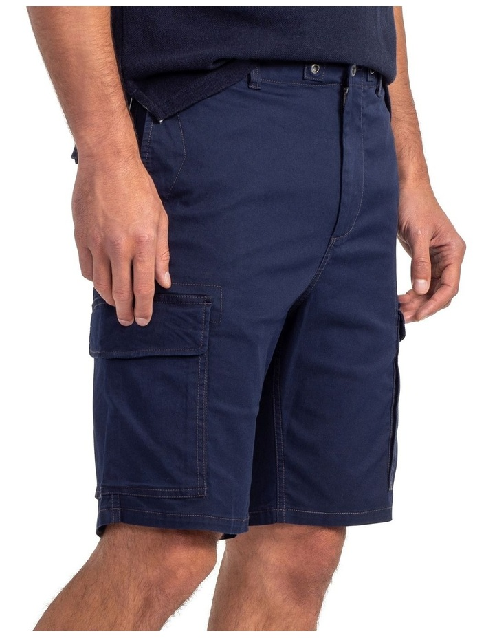 """Homestead Utility Fit 9"""" Short - Navy image 3"""