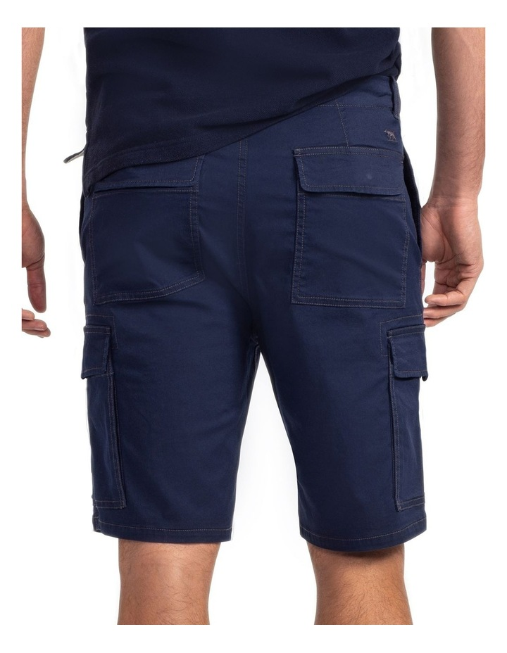 """Homestead Utility Fit 9"""" Short - Navy image 4"""