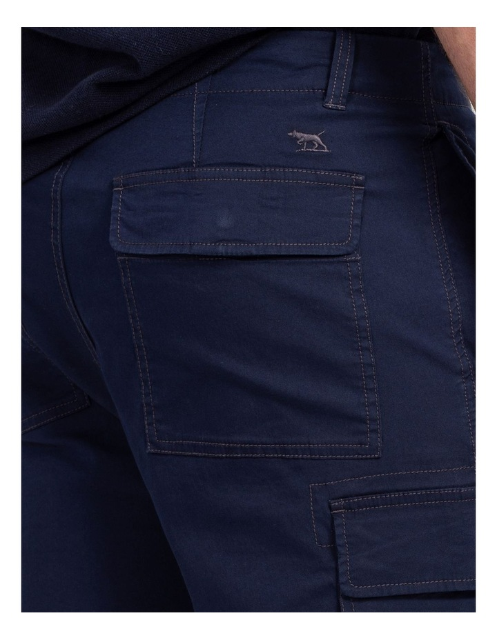 """Homestead Utility Fit 9"""" Short - Navy image 5"""