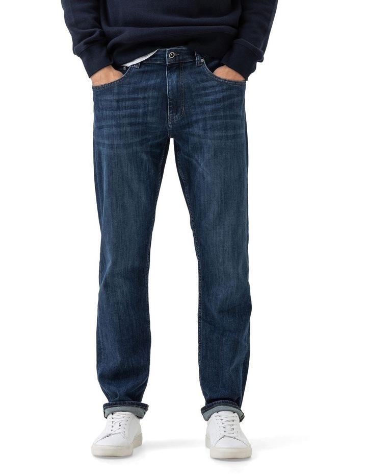 Stanely Vale Relaxed Jean Regular Leg - Denim image 1