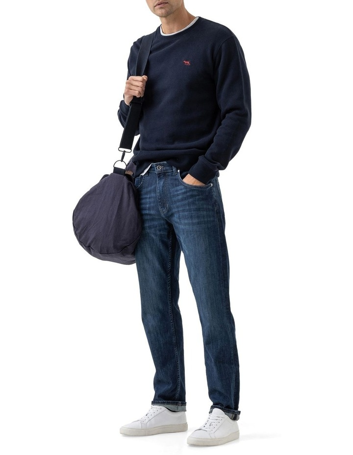 Stanely Vale Relaxed Jean Long Leg - Denim image 2