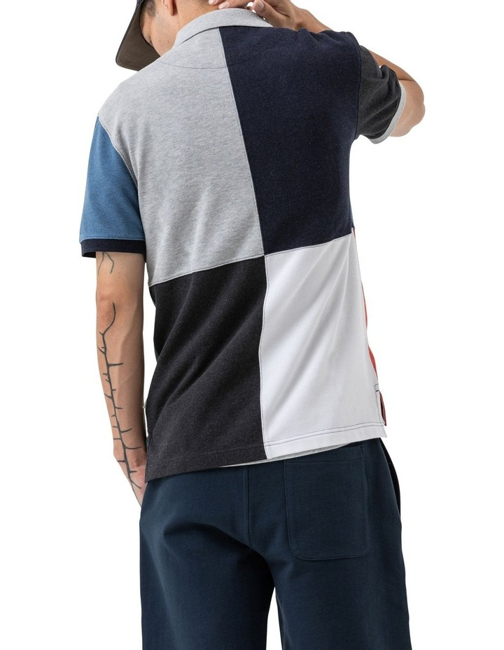 WNWN Short Sleeve Harlequin Polo - Assorted image 5