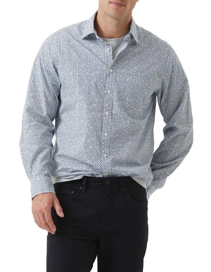 Bowlers Creek Long Sleeve Shirt - Royal image 1