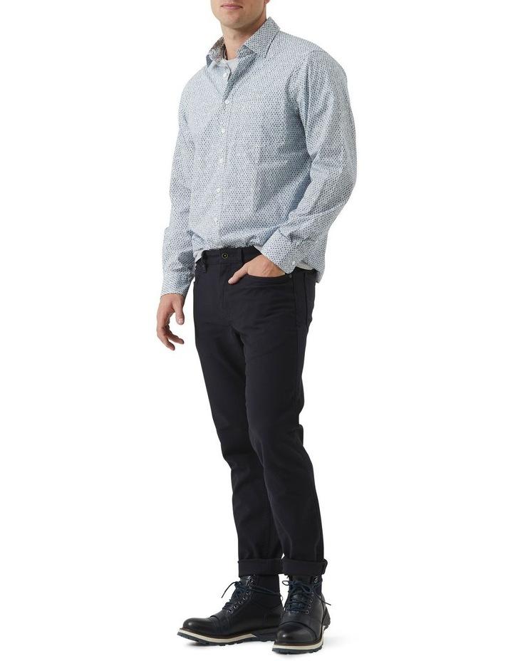 Bowlers Creek Long Sleeve Shirt - Royal image 2